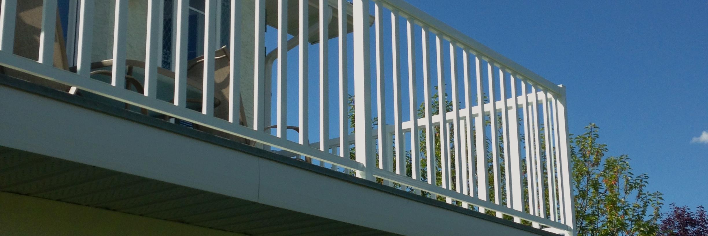 aluminum decking calgary | Calgary Decking and Aluminum Railing